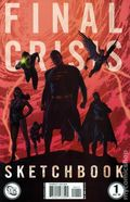 Final Crisis Sketchbook (2008) 1