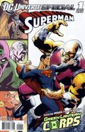 DC Universe Special Superman Mongul (2008) 1