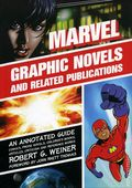 Marvel Graphic Novels and Related Publications HC (2008) 1-1ST