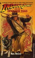 Indiana Jones and the Dinosaur Eggs PB (1996 Bantam Novel) 1-1ST