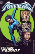Nightwing The Hunt for Oracle TPB (2003 DC) 1-1ST
