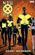 New X-Men TPB (2008 Marvel) Ultimate Collection By Grant Morrison 1-1ST