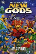 Death of the New Gods HC (2008 DC) 1-1ST
