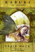 Kabuki The Alchemy HC (2008 Marvel/Icon) 1-1ST