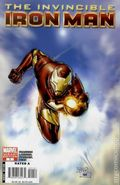 Invincible Iron Man (2008) 1E