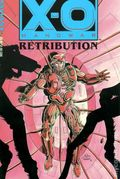 X-O Manowar Retribution TPB (1993) 1D-1ST