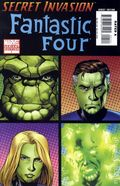 Secret Invasion Fantastic Four (2008) 1B