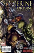 Wolverine Origins (2006) 25B