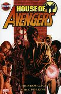 House of M Avengers TPB (2008) 1-1ST
