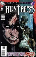 Huntress Year One (2008) 6