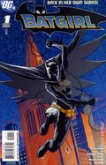 Batgirl (2008 2nd Series) 1