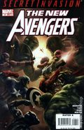 New Avengers (2005 1st Series) 43