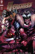 Hercules The Thracian Wars (2008 Radical Comics) 3A