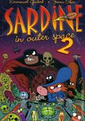 Sardine in Outer Space GN (2006-2008 First Second Books) 2-REP