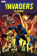 Invaders Classic TPB (2007-2010 Marvel) 2-1ST