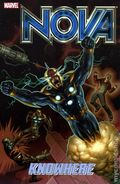 Nova TPB (2007-2010 Marvel) By Dan Abnett and Andy Lanning 2-1ST