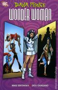 Diana Prince Wonder Woman TPB (2008) 2-1ST