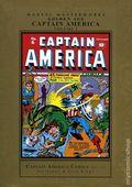 Marvel Masterworks Golden Age Captain America HC (2005-2012 Marvel) 2-1ST