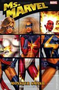 Ms. Marvel TPB (2007-2010 Marvel) By Brian Reed 4-1ST