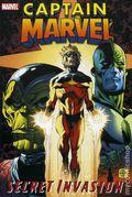 Captain Marvel Secret Invasion HC (2008) 1-1ST