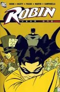 Robin Year One TPB (2002) 1-REP