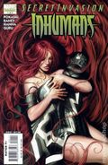 Secret Invasion Inhumans (2008) 1A
