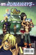Runaways (2008 3rd Series Marvel) 1
