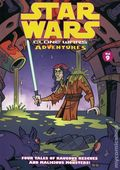 Star Wars Clone Wars Adventures TPB (2005-2007 Dark Horse Digest) 9-REP