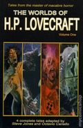 Worlds of H.P. Lovecraft TPB (2008) 1-1ST