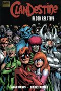 Clandestine Blood Relative HC (2008 Marvel) Premiere Edition 1-1ST