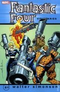 Fantastic Four Visionaries Walter Simonson TPB (2007-2009 Marvel) 2-1ST