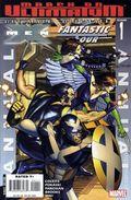 Ultimate X-Men Fantastic Four Annual (2008) 1
