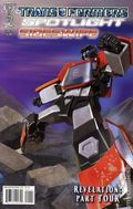 Transformers Spotlight Sideswipe (2008) 1A