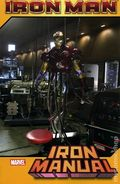 Iron Man Iron Manual TPB (2008 Marvel) 1-1ST