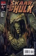 Skaar Son of Hulk (2008) 4A