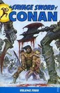 Savage Sword of Conan TPB (2008- Dark Horse) 4-1ST