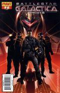 Battlestar Galactica Ghosts (2008) 2