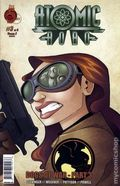 Atomic Robo Dogs of War (2008) 3