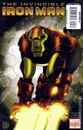 Invincible Iron Man (2008- ) 5C