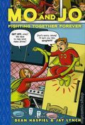 Mo and Jo: Fighting Together Forever HC (2008 A Toon Book) 1-1ST