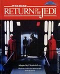 Star Wars Return of the Jedi Storybook HC (1983 Step-Up Movie Adventures) 1-1ST