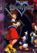 Kingdom Hearts GN (2005-2006 Tokyopop Digest) 4-REP