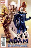 Adam Legend of the Blue Marvel (2008) 1