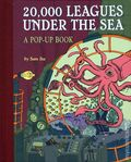 20,000 Leagues Under the Sea HC (2008 Sterling) A Pop-Up Book 1-1ST