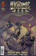 Atomic Robo Dogs of War (2008) 4