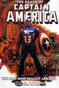 Captain America The Death of Captain America HC (2007-2008 Marvel) 3-1ST