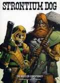 Strontium Dog The Kreeler Conspiracy TPB (2008) 1-1ST