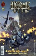 Atomic Robo Dogs of War (2008) 5