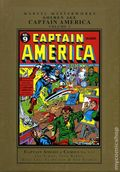 Marvel Masterworks Golden Age Captain America HC (2005-2012 Marvel) 3-1ST