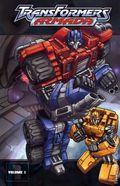 Transformers Armada TPB (2008-2009 IDW) 1-1ST